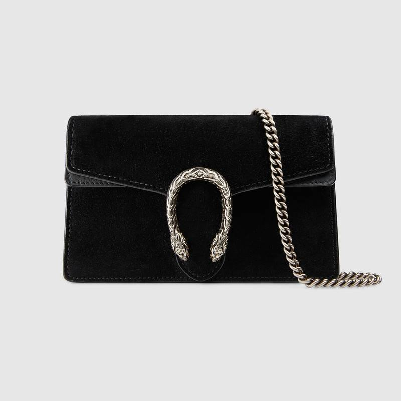 Gucci Dionysus Suede Mini Bag- Meghan Markle