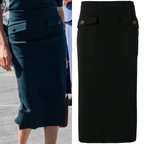 Givenchy Pencil Skirt