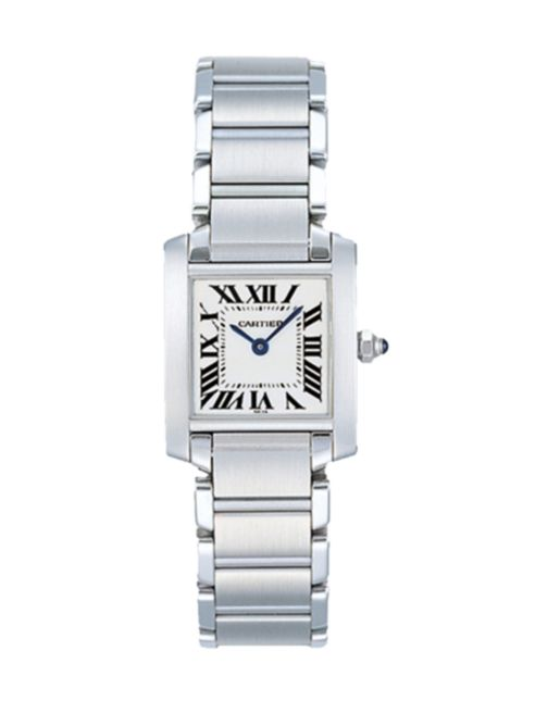 Cartier Tank Francaise Watch-Meghan Markle