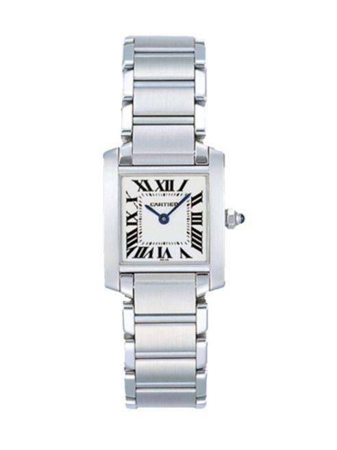 Cartier Tank Francaise Watch-Meghan Markle