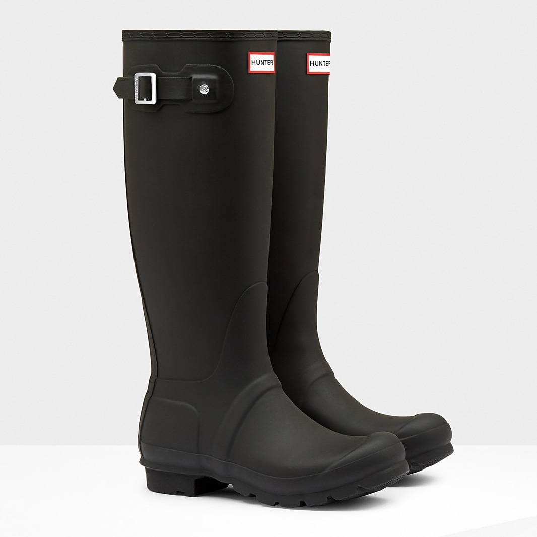 Hunter 'Original Tall' Rain Boots-Meghan Markle