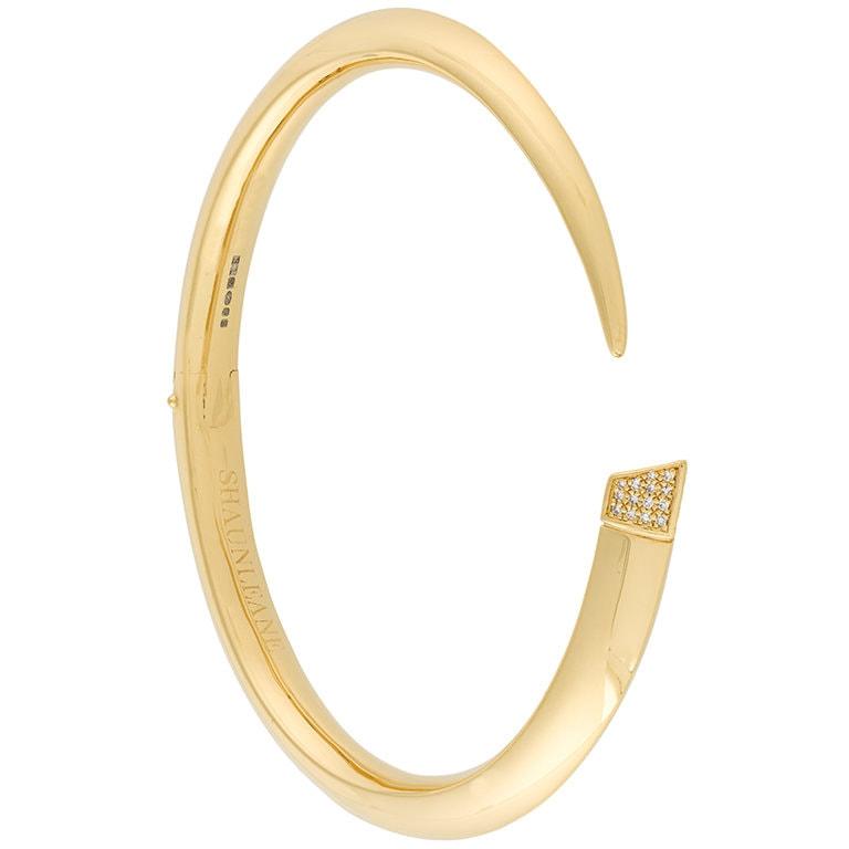 Shaun Leane Signature Tusk Diamond Bracelet