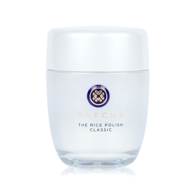 Tatcha Rice Polish: Classic Foaming Enzyme Powder-Meghan Markle