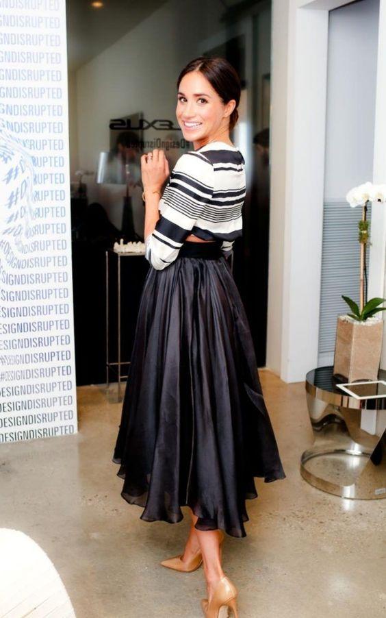 Meghan Markle S 9 Best Instagram Fashion Moments Dress Like A Duchess