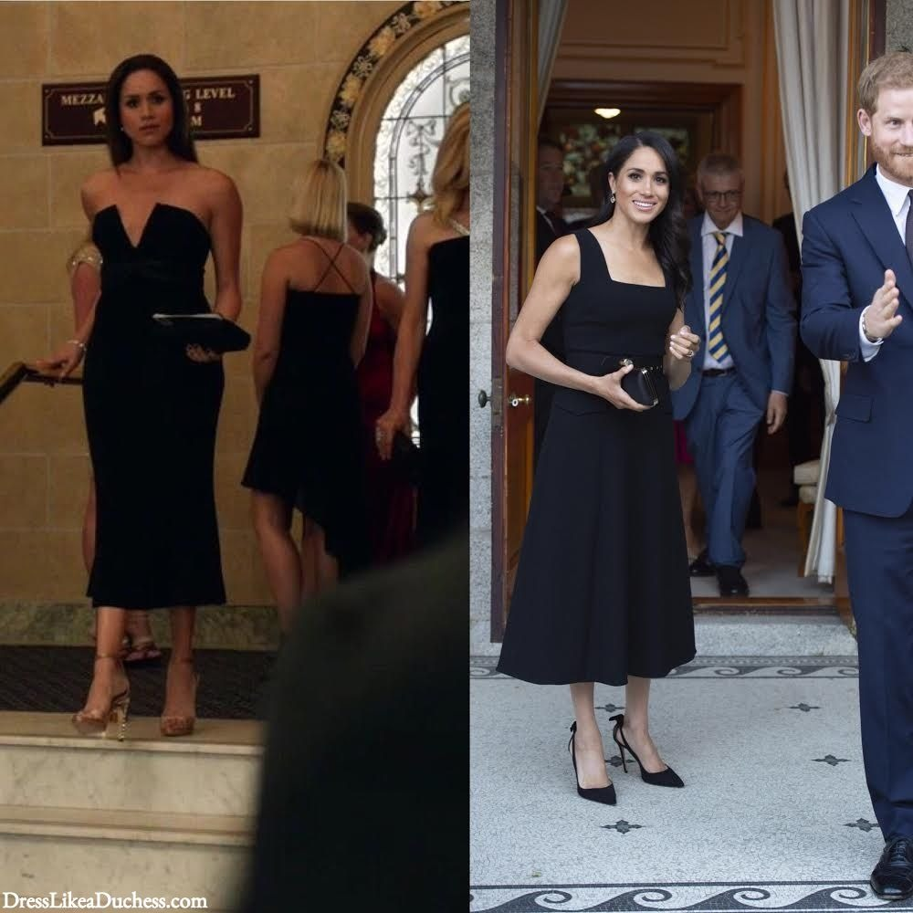 8 Times Meghan Markle Borrowed Style Inspo From Rachel