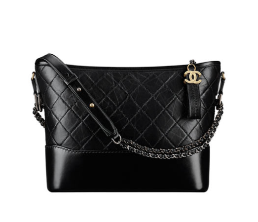 Chanel Gabrielle Hobo Bag-Meghan Markle