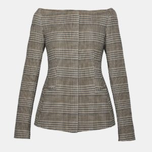 Theory 'Off-the-Shoulder' Jacket-Meghan Markle