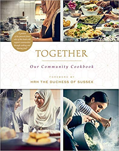 Together 'Our Community Cookbook'-Meghan Markle