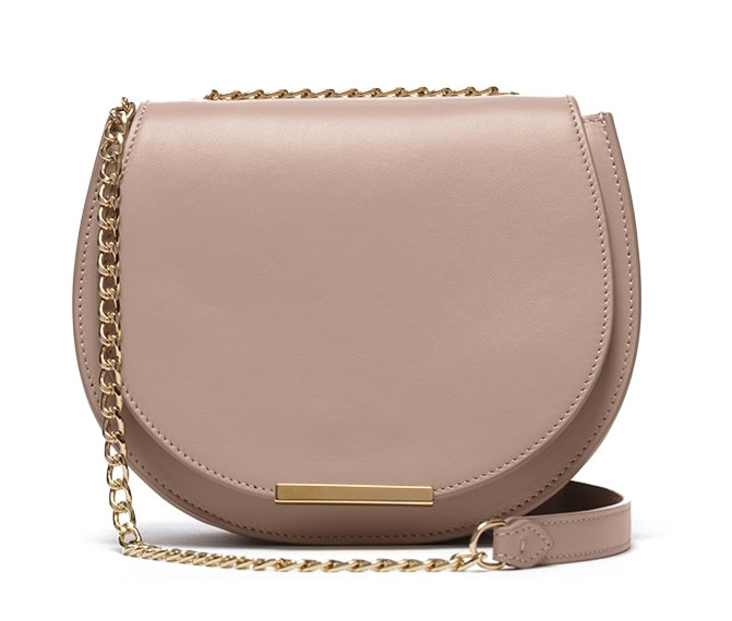 Cuyana Mini Saddle Bag-Meghan Markle