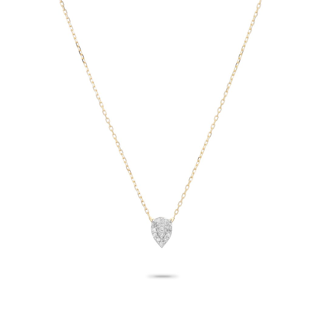Adina Reyter Teardrop Necklace-Meghan Markle