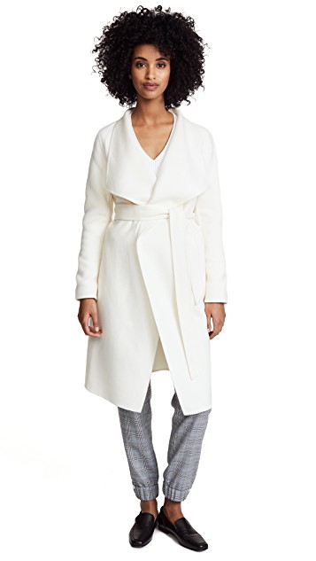 Line-The Meghan Wrap Coat-Meghan Markle