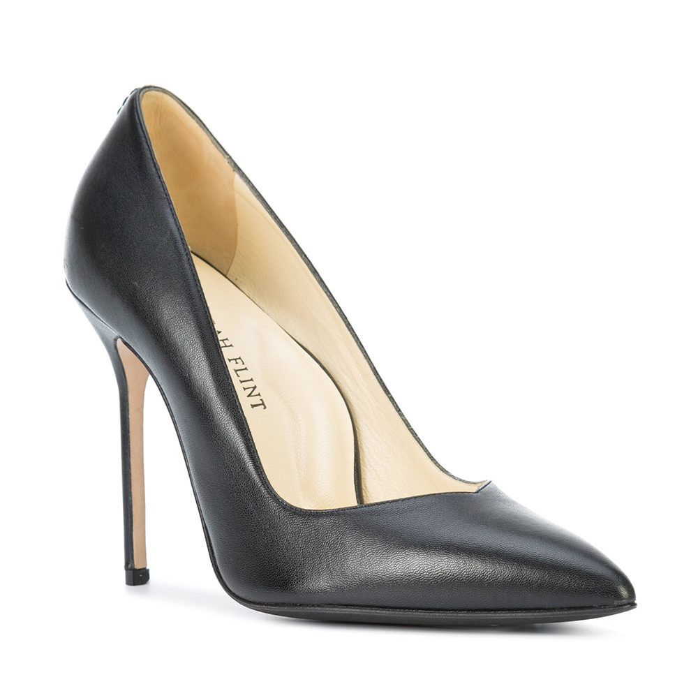 Sarah Flint Perfect 100 Pump(Black)-Meghan Markle