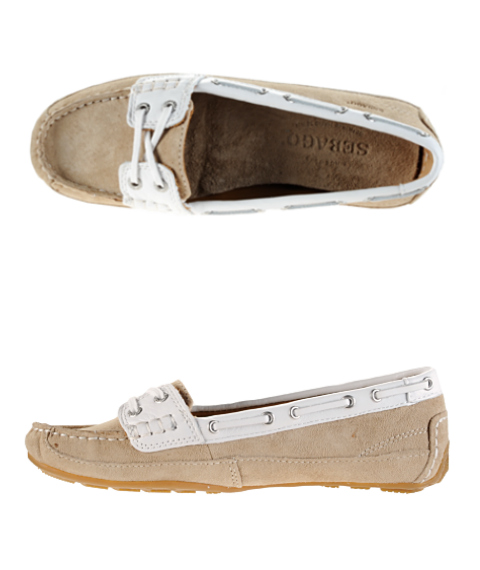 Sebago Bala Boat Shoes-Kate Middleton