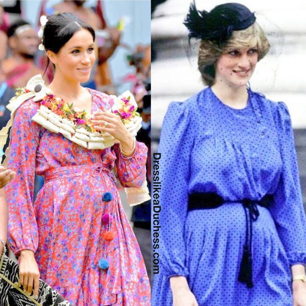 8 Times Meghan Markle S Maternity Style Channeled Princess