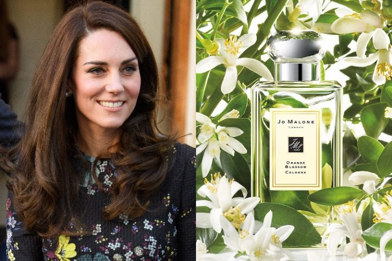 The Duchess of Cambridge Beauty Products-Kate Middleton