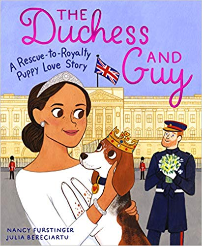 Book: The Duchess and Guy-Meghan Markle