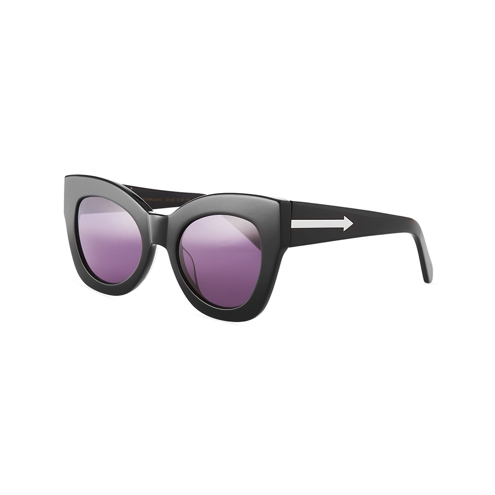 Karen Walker 'Northern Lights' (Cateye) Sunglasses-Meghan Markle