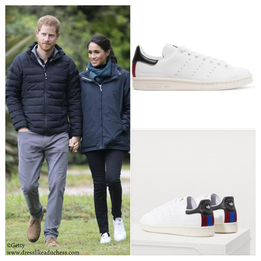 5199a1a3201 Stella McCartney Adidas  Stella  Sneakers-Meghan Markle - Dress Like ...