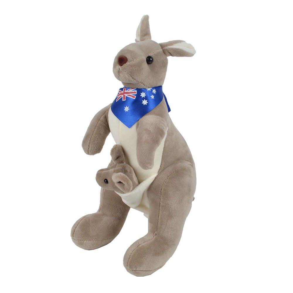 'First baby gift' Kangaroo with baby Kangaroo-Meghan Markle
