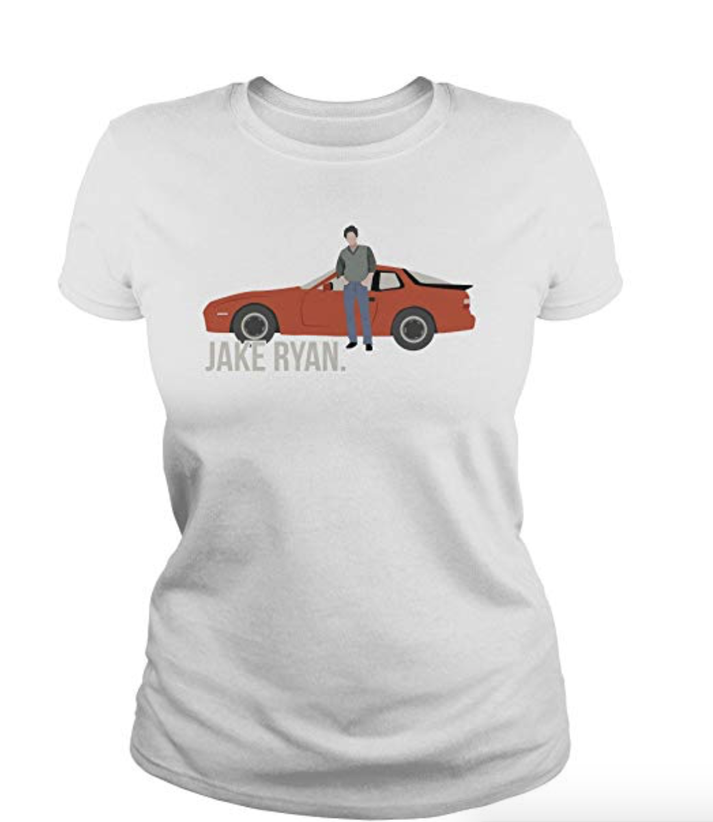 Jake Ryan Sixteen Candles T-Shirt-Meghan Markle