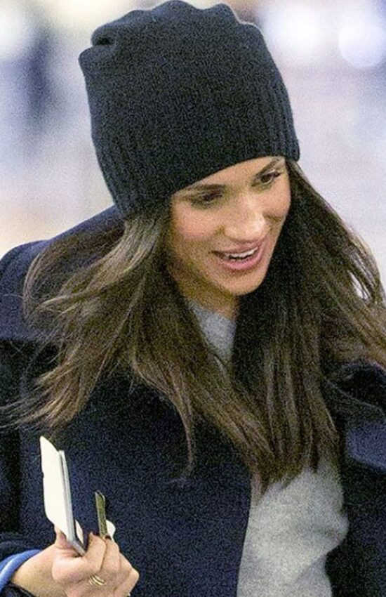 Meghan Markle's Most Beloved Beanie Styles