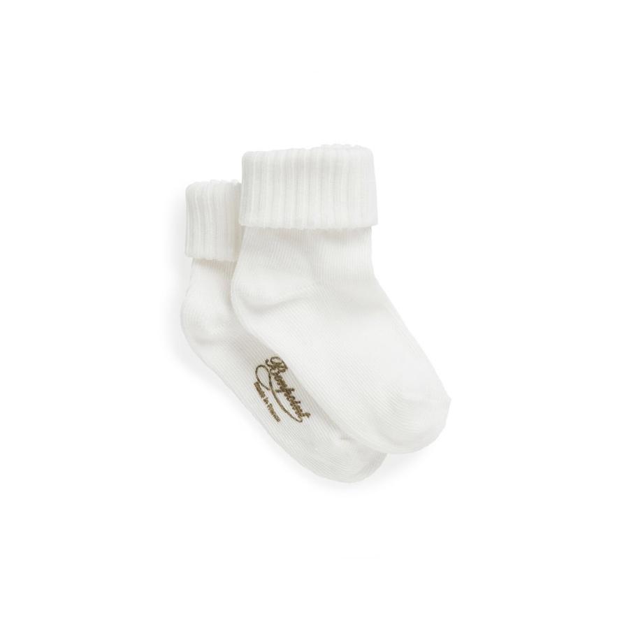 Bonpoint Ribbed Baby Socks-Archie